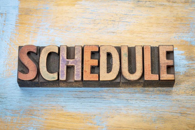 Lector & Altar Server schedules